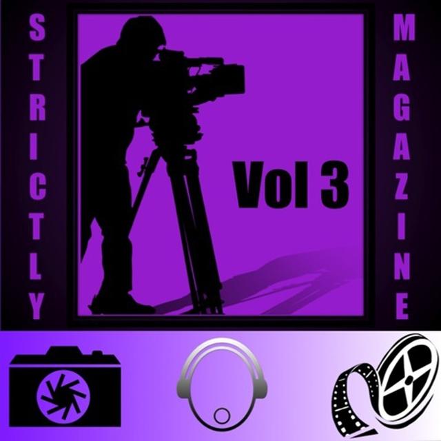 Stricly Magazine, Vol. 3