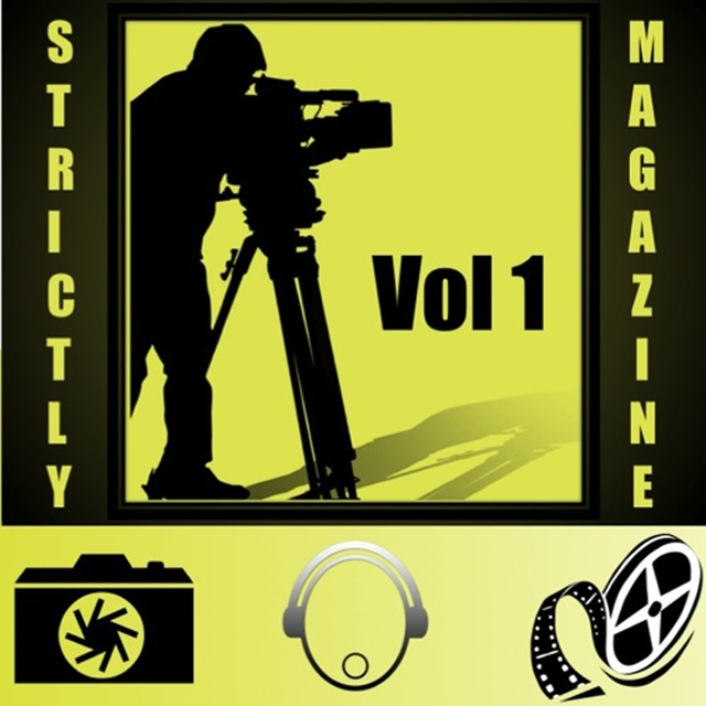 Stricly Magazine, Vol. 1