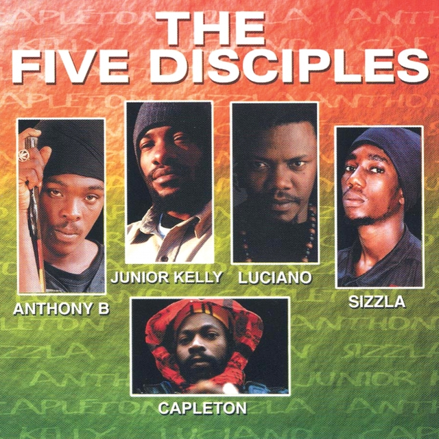 THE FIVE DISCIPLES