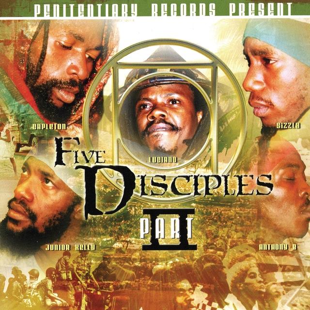 Couverture de FIVE DISCIPLES 2