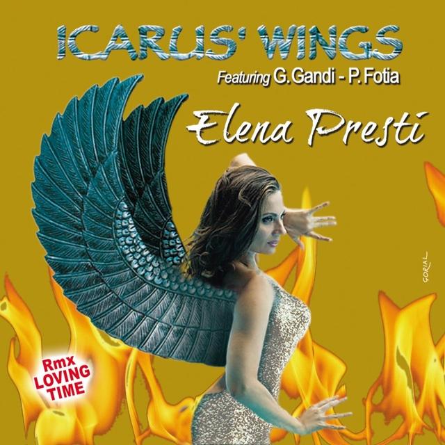 Couverture de Icarus' Wings