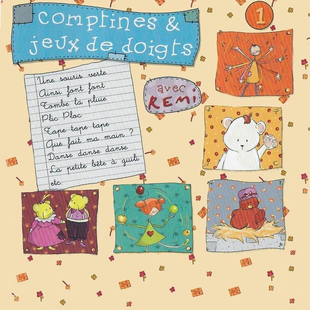 Comptines et jeux de doigts, vol. 1