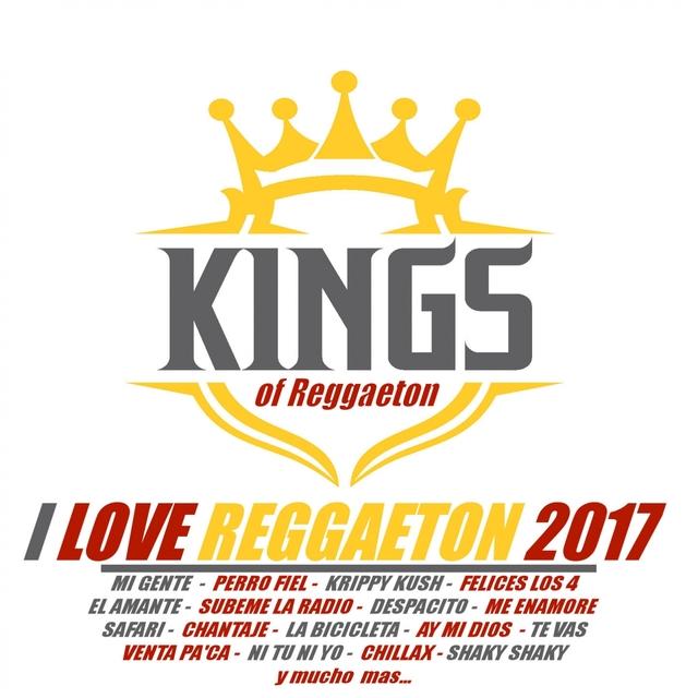 I LOVE REGGAETON 2017