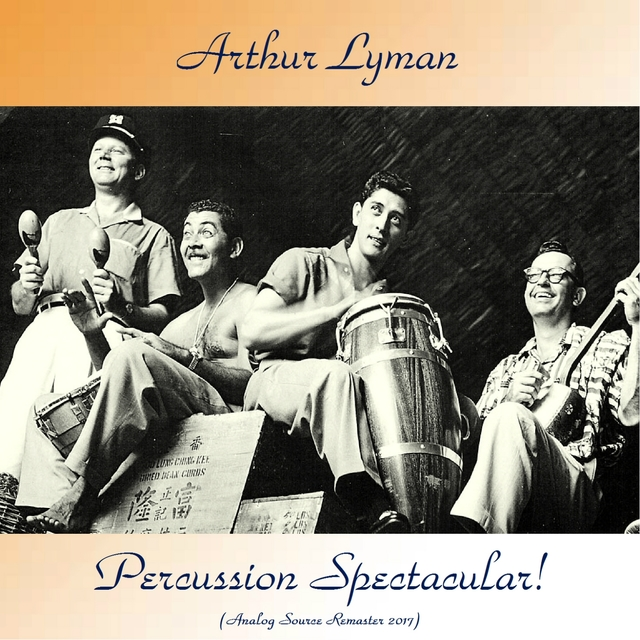 Percussion Spectacular!