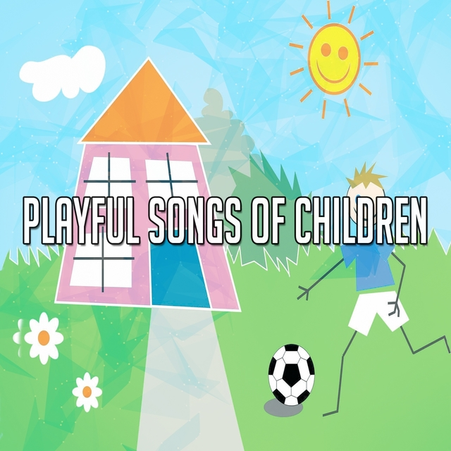 Playful Songs Of Children
