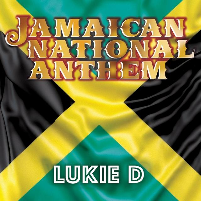 Couverture de Jamaican National Anthem