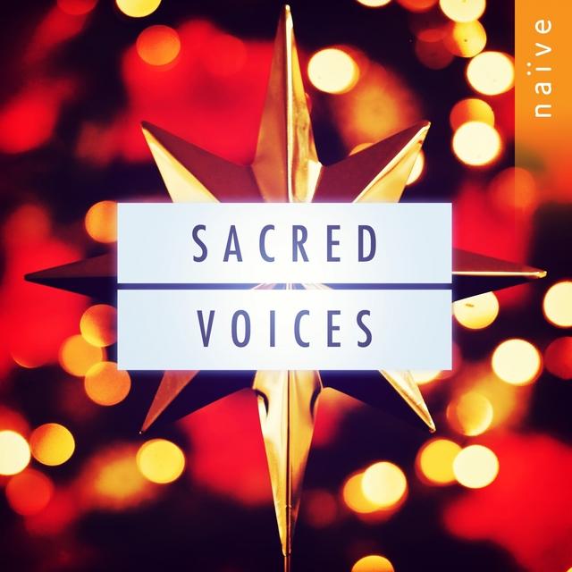 Couverture de Sacred Voices