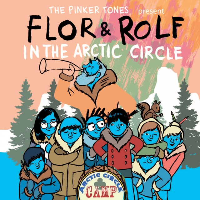Flor & Rolf in the Arctic Circle