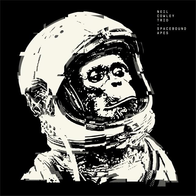 Couverture de Spacebound Apes