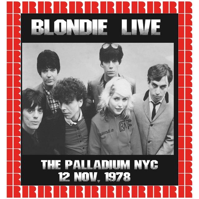 The Palladium, New York, November 11th, 1978