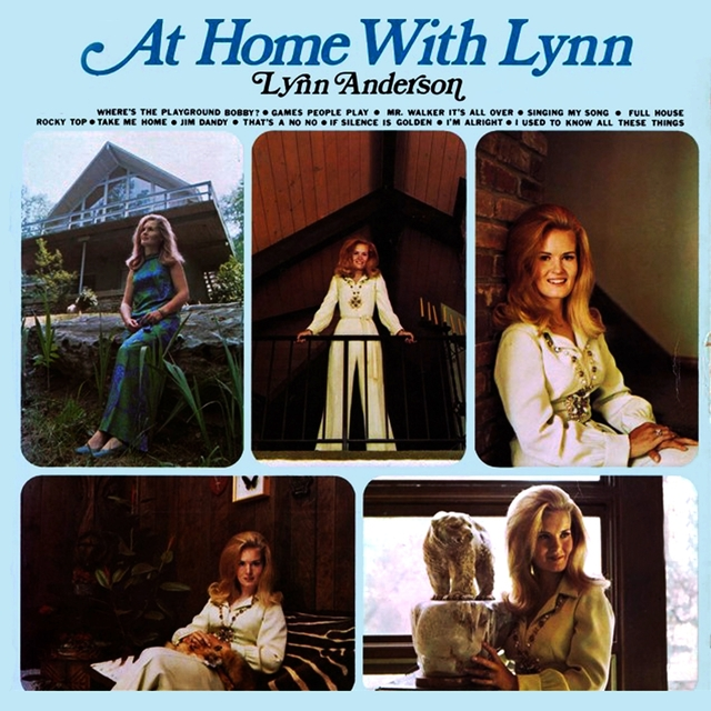 At Home With Lynn