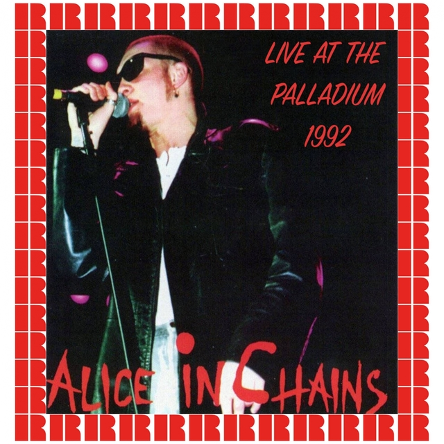 At The Palladium, 1992