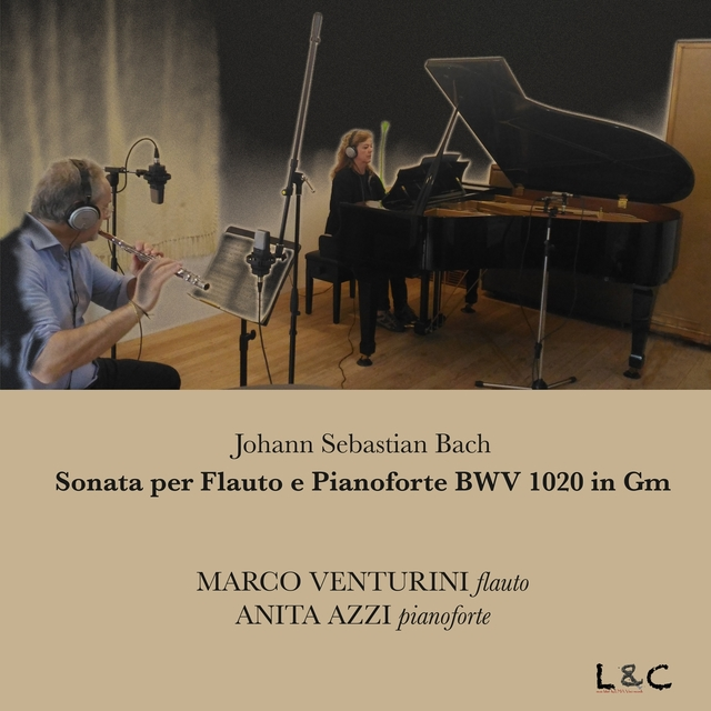 Johann Sebastian Bach: Sonata per flauto e pianoforte, BWV 1020