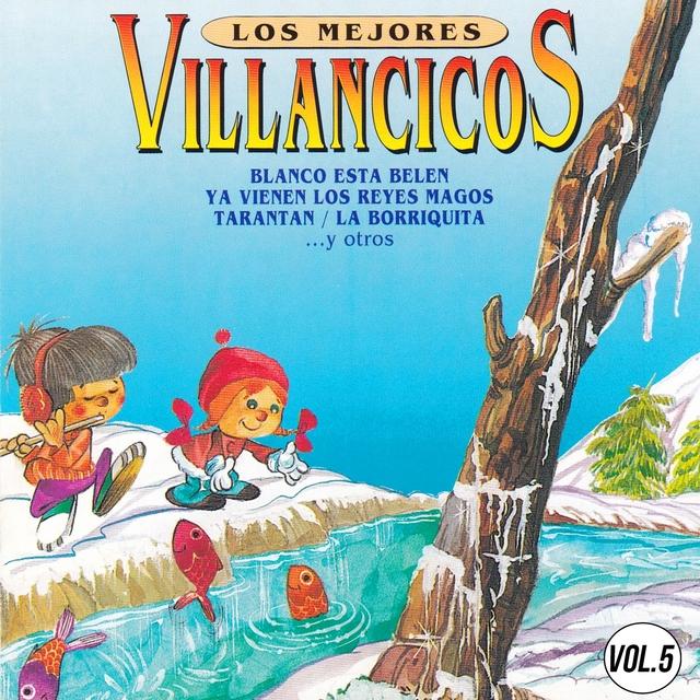 Los Mejores Villancicos Vol. 5