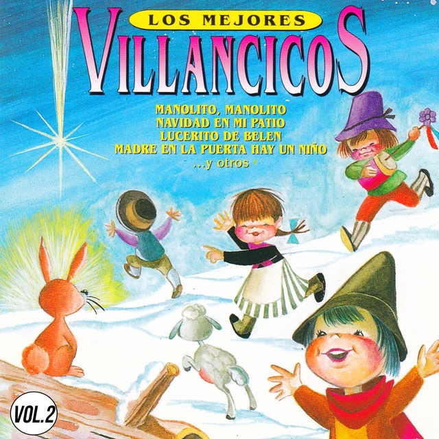 Los Mejores Villancicos Vol. 2