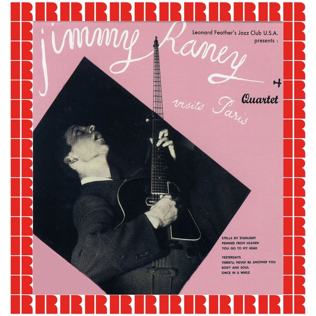 Jimmy Raney Quartet Visits Paris