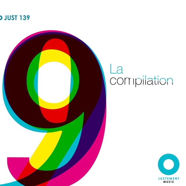 Couverture de La compilation, vol. 9