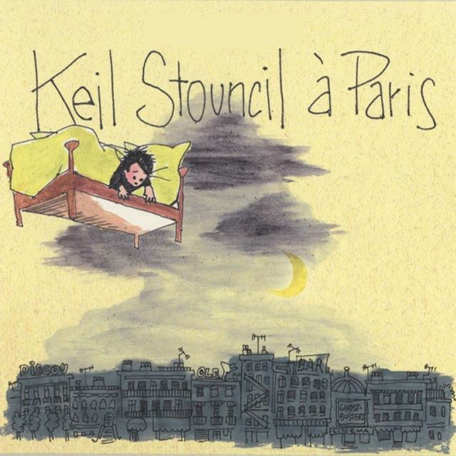 Keil Stouncil à Paris