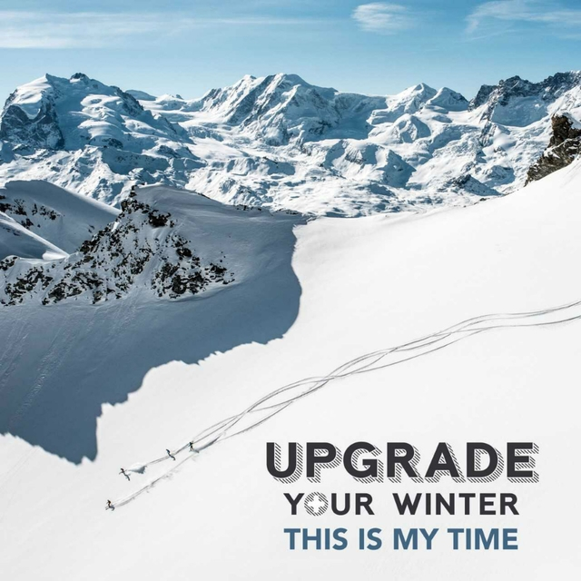This Is My Time (Upgrade Your Winter)