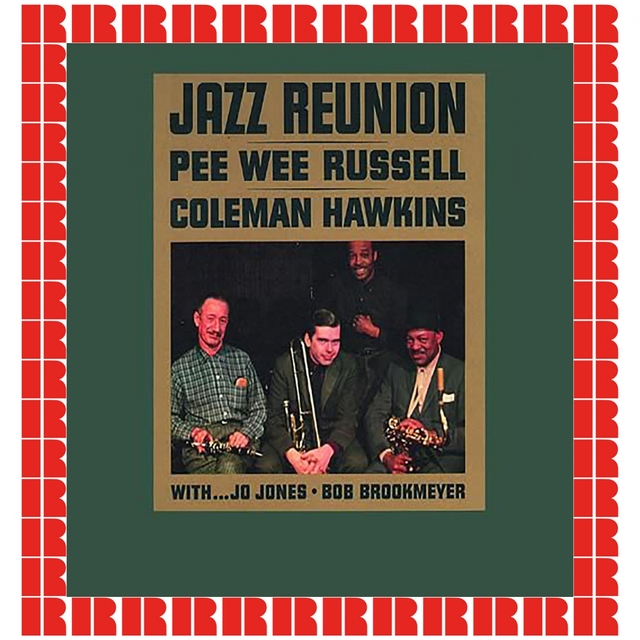 Couverture de Jazz Reunion