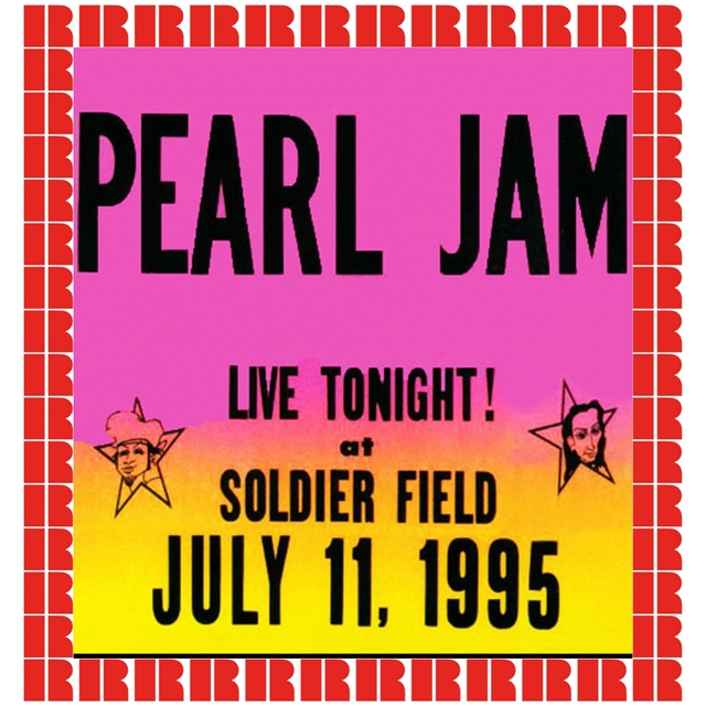 Soldier Field, Chicago, July 11th, 1995