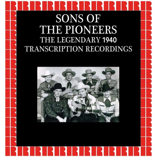 The Legendary 1940 Transcription Recordings