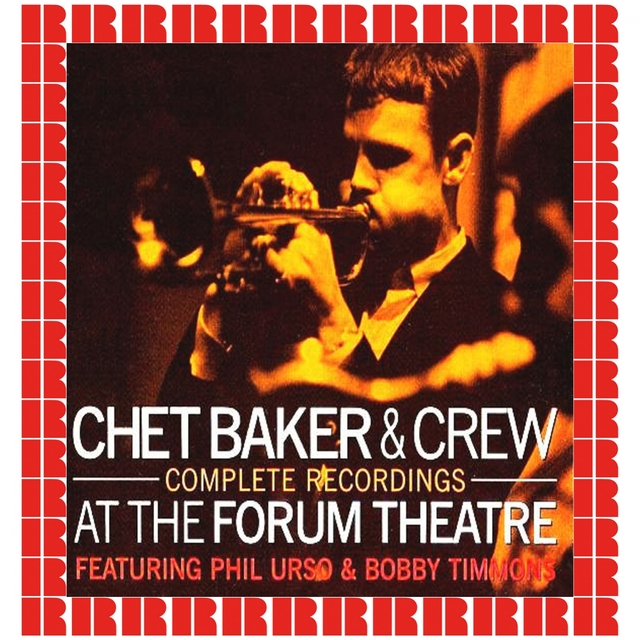 Couverture de At The Forum Theatre , Complete Recordings