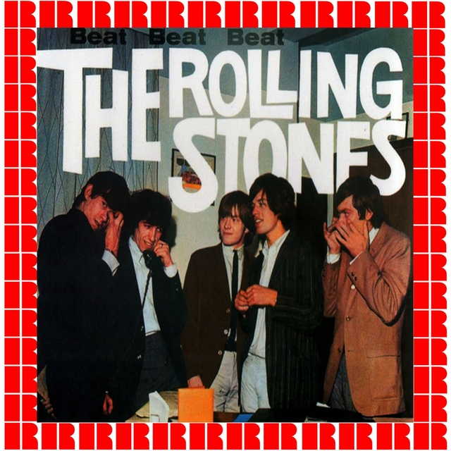 Couverture de The Rolling Stones BBC Radio Sessions 1963-65
