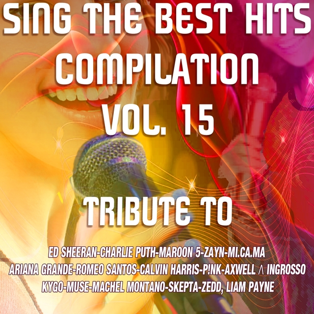 Sing The Best Hits Vol 15