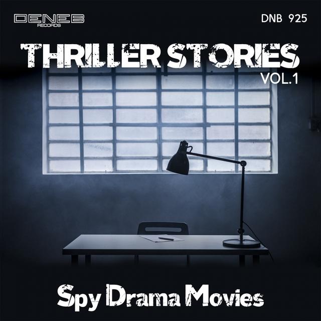Thriller Stories, Vol. 1