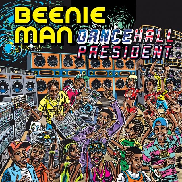 Couverture de Dancehall President