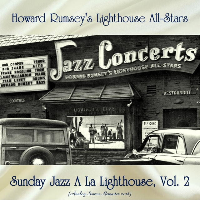 Sunday Jazz A La Lighthouse, Vol. 2