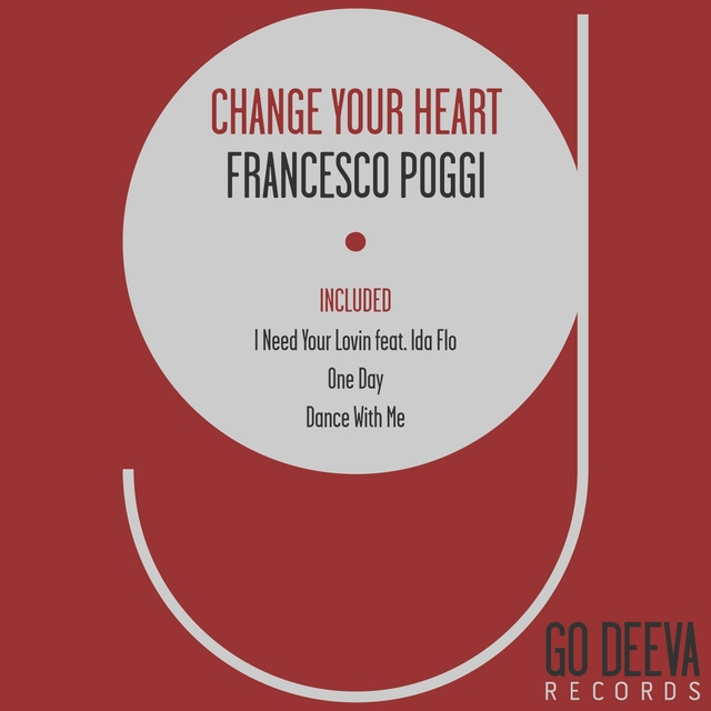 Couverture de Change Your Heart