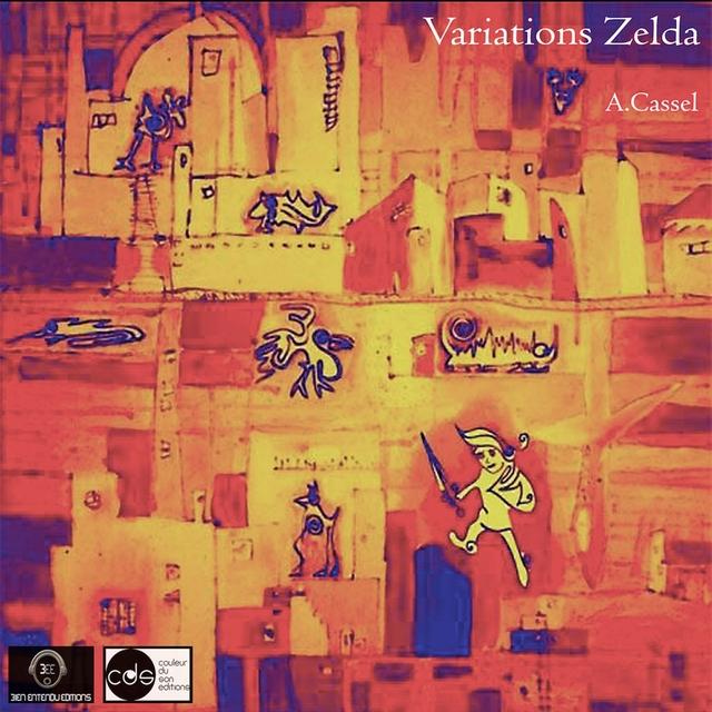 Variations Of Zelda