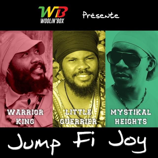 Couverture de Jump Fi Joy