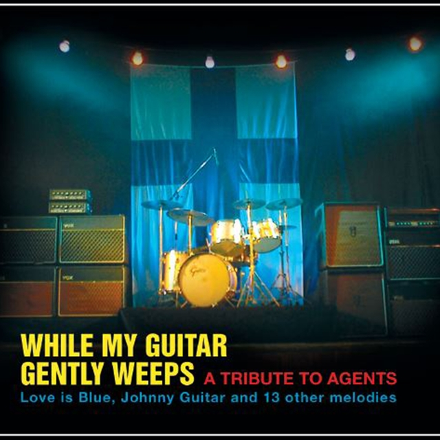 While My Guitar Gently Weeps - Tribute to Agents