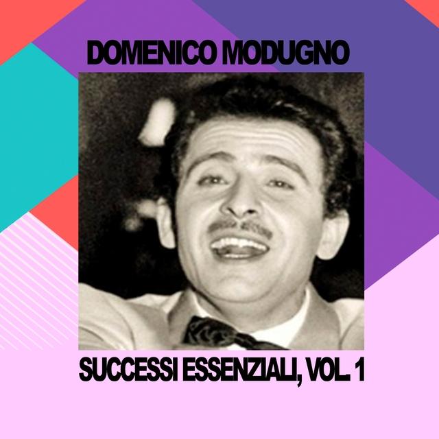 Domenico Modugno - Successi Essenziali, Vol. 1