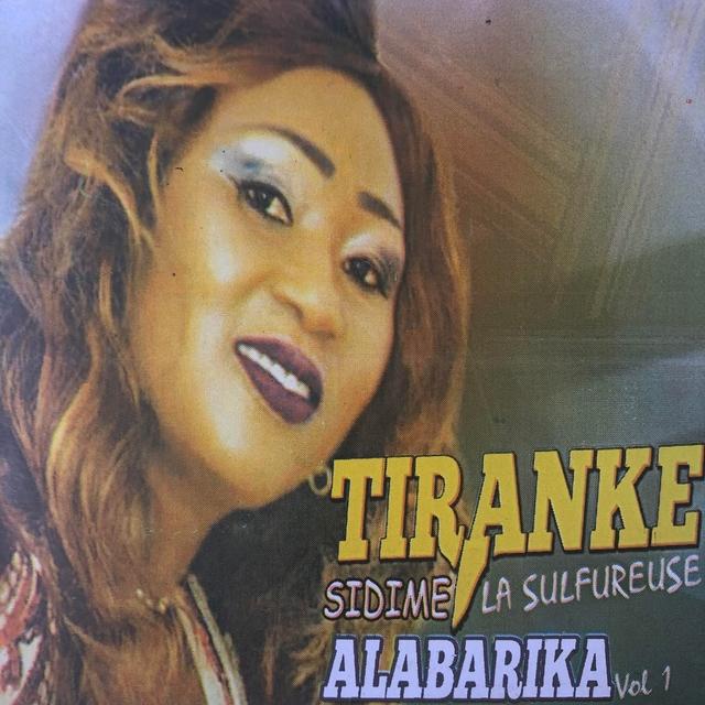 Couverture de Alabarika, vol. 1