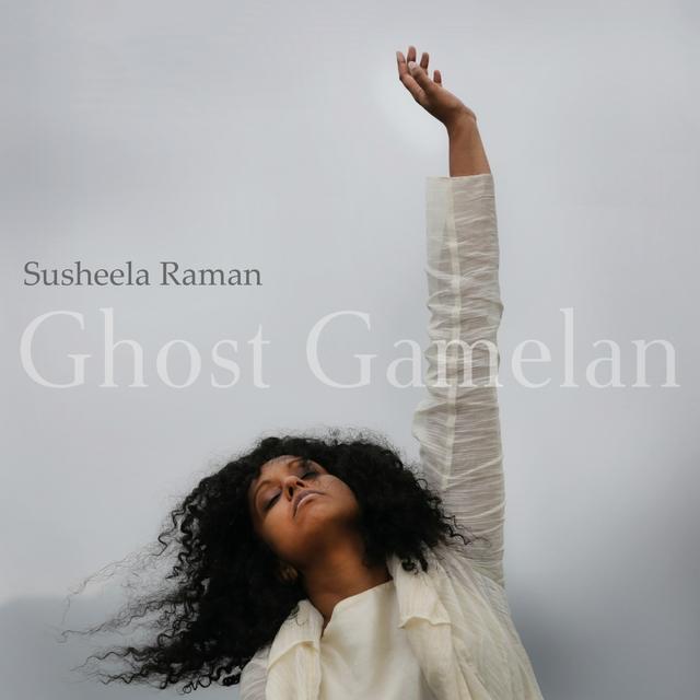 Couverture de Ghost Gamelan