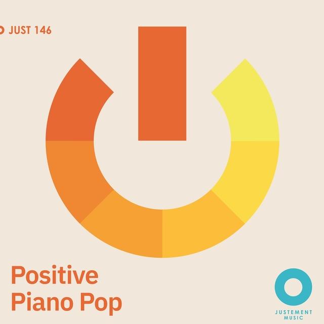 Couverture de Positive Piano Pop