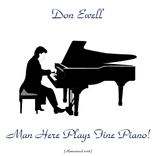 Man Here Plays Fine Piano!