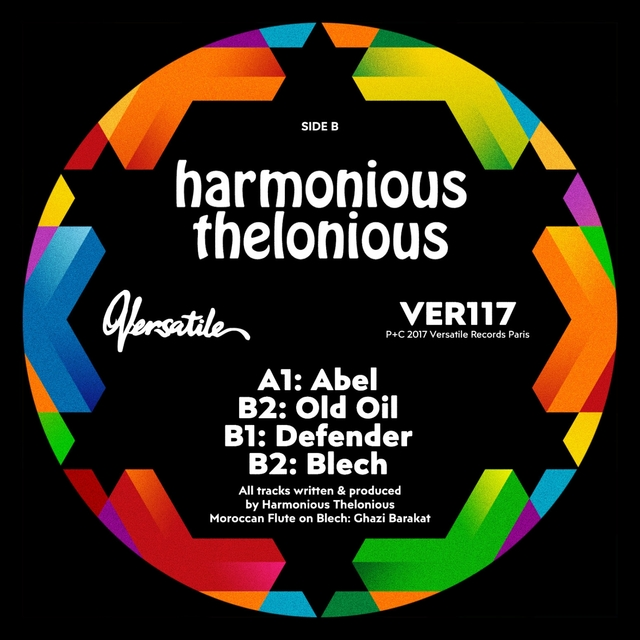 Harmonious Thelonious