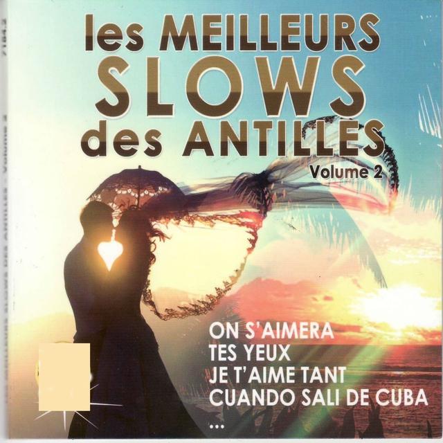 Les meilleurs slows des Antilles, vol. 2