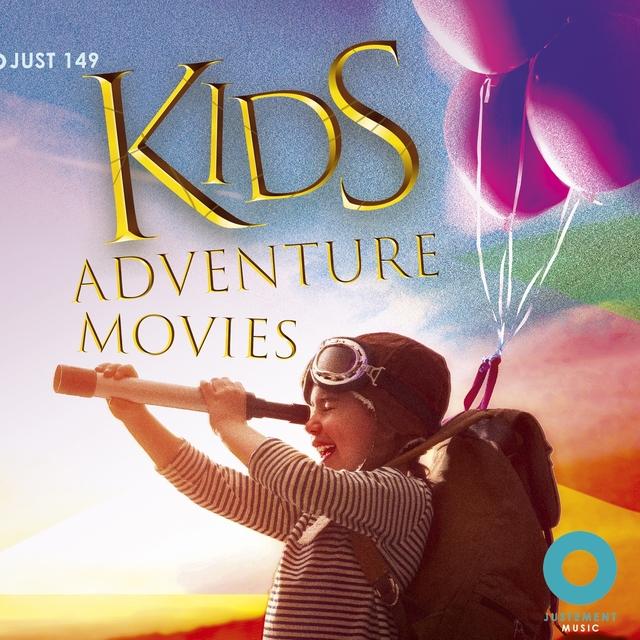 Couverture de Kids Aventures Movies