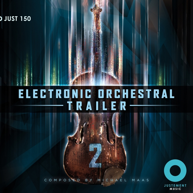 Couverture de Electronic Orchestral Trailer, Vol. 2