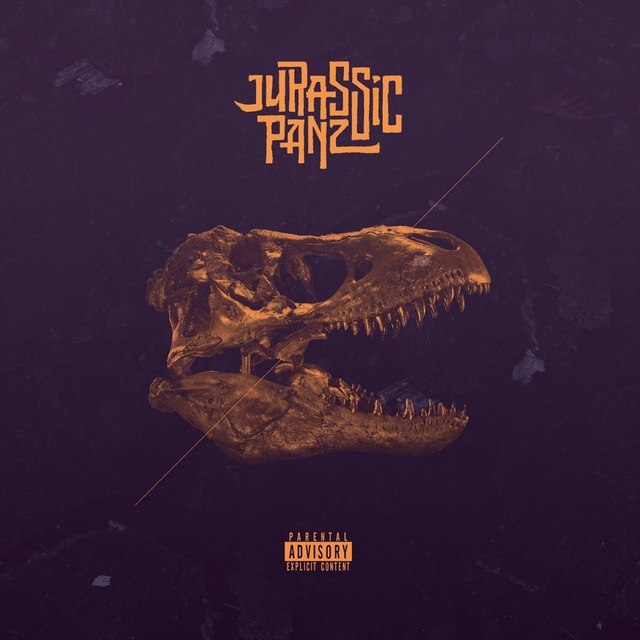 Couverture de Jurassic Panz