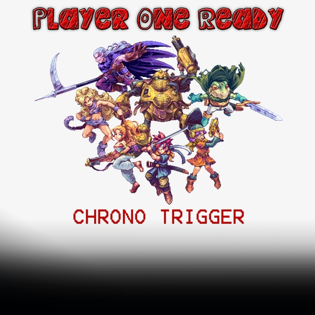 Couverture de Chrono Trigger