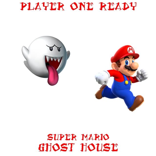 Couverture de Super Mario Ghost House