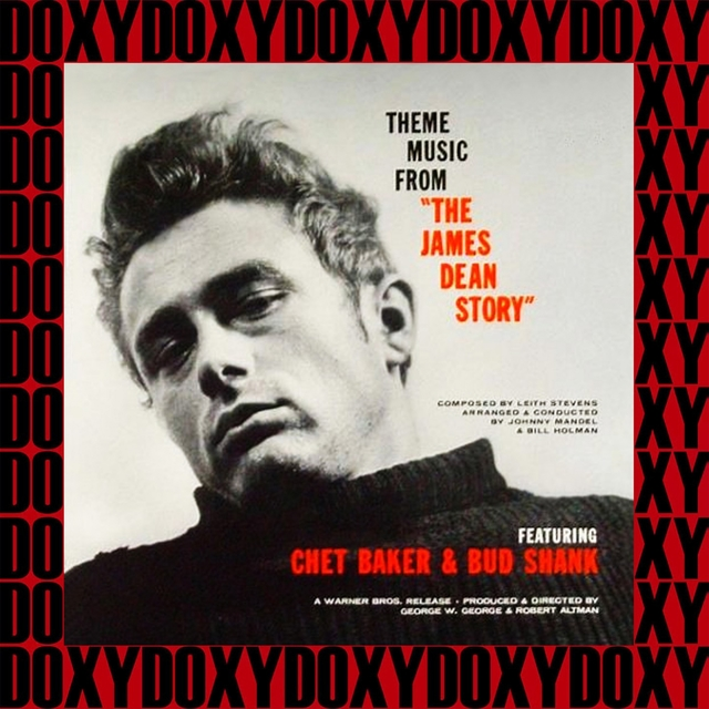 """Couverture de Theme Music From """"The James Dean Story"""""""