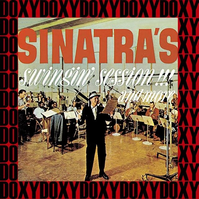 Couverture de Sinatra's Swingin' Session!!! And More